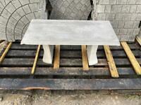 Garden Concrete/ Stone Bench > New