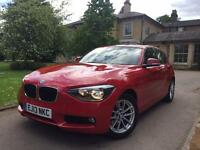 2013 BMW 1 SERIES 118i+FSH+PX+SWAP+BARGAIN