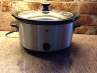Tesco slow cooker 3. 3 Ltr
