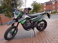 Lexmoto Adrenaline 125cc 2015 - EXCELLENT CONDITION, VERY LOW MILEAGE, 17 MONTHS MOT, JUST SERVICED!