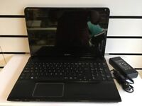 Sony Vaio SVE1512K1EB Comes with Windows 10, Office 2016 and Antivirus GOOD CONDITION