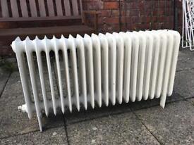Cast Iron Style steel radiator