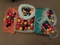 Pool and Snooker balls for sale