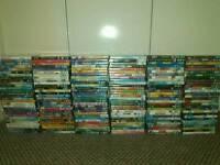 180 children's DVD's