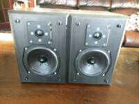Gale Reference Monitor Speakers Original Pink Triangle