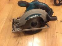 Makita 18v circular saw