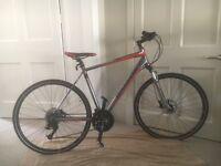 Boardman MX Comp Hybrid Bike 54cm