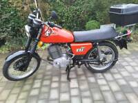 MZ ETZ 250 Motorcycle SOLD