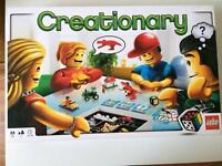 Creationary Lego Game