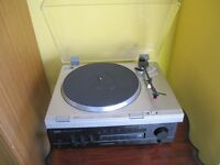 Hi Fi separates for sale. Turntable, amp, speakers and tuner