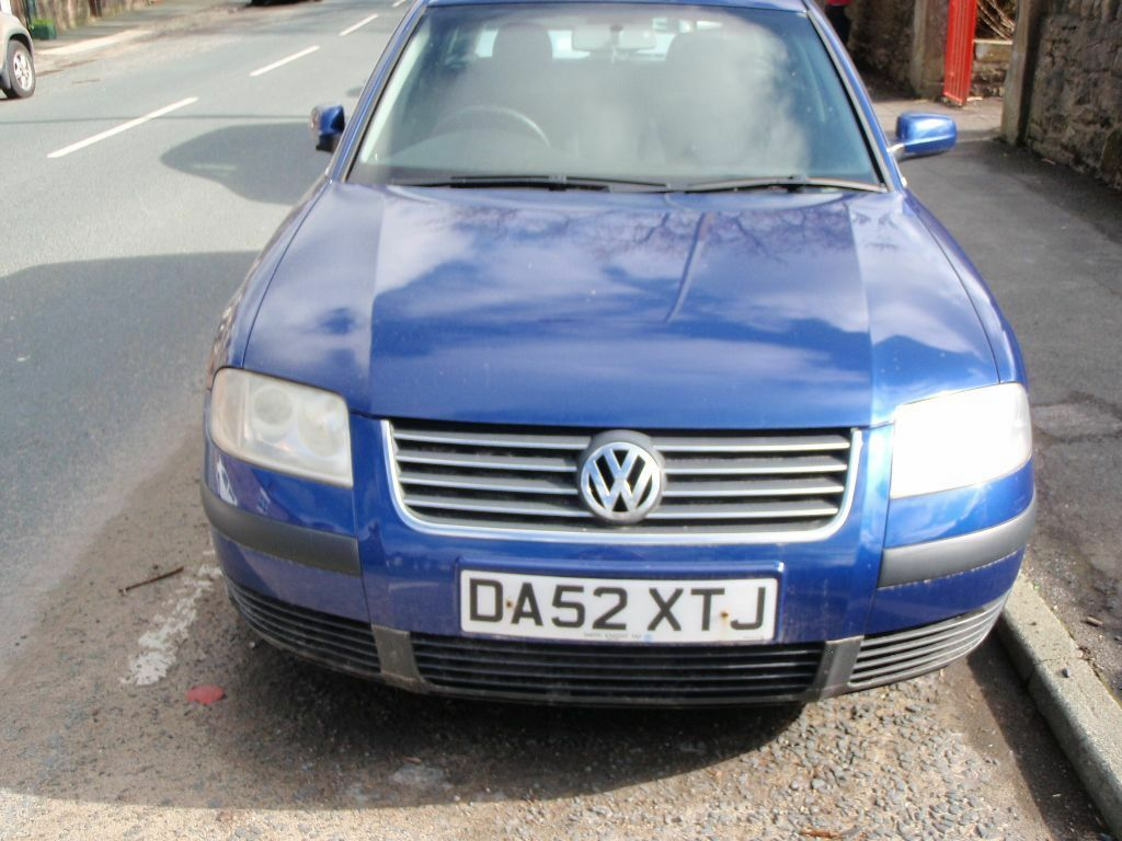 vw passat 1 8t 20v estate 2003 with tow bar blue 144 000 miles in chorley lancashire gumtree. Black Bedroom Furniture Sets. Home Design Ideas