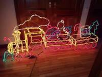 Large outdoor / indoor christmas light