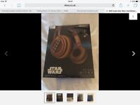 SMS Audio Star Wars 2nd Edition Chewbacca Headphones New in box
