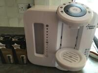 Tommee Tippee Perfect Prep Machine + 2 Filters