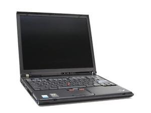 Lenovo T41 - Pentium  M 1600MHz - 512 MB RAM - 40 GB HDD - Windows XP