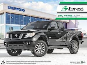 2012 Nissan Frontier PRO-4X King Cab 4x4 PST PAID!!