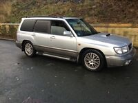 Subaru Forester tbt remapped