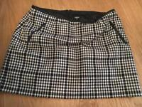 Oasis skirts size 16