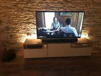 New TV table.