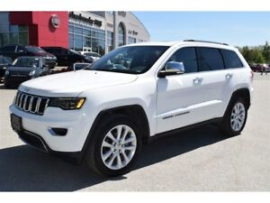 2017 Jeep Grand Cherokee Limited+tot panoramique+navigation+