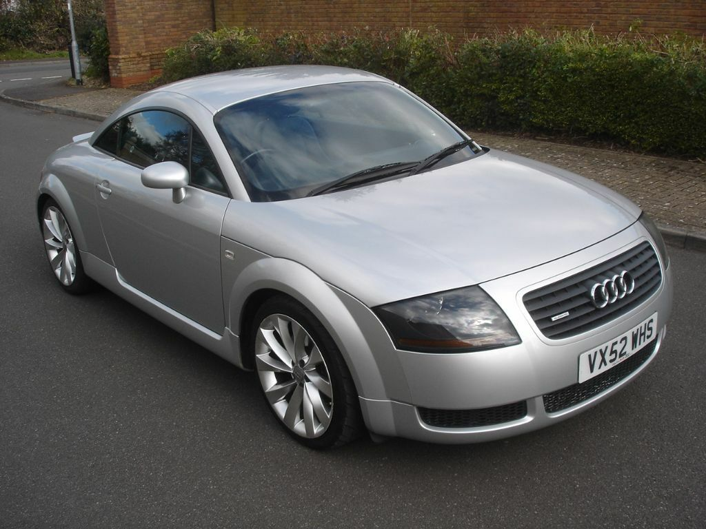 2002 52 audi tt 1 8 t 180 quattro 3 dr 6 speed manual metallic silver in taunton somerset. Black Bedroom Furniture Sets. Home Design Ideas