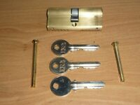 ERA Door Lock Euro Cylinder 35/35