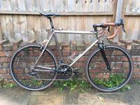 Van Tuyl Titanium Bike