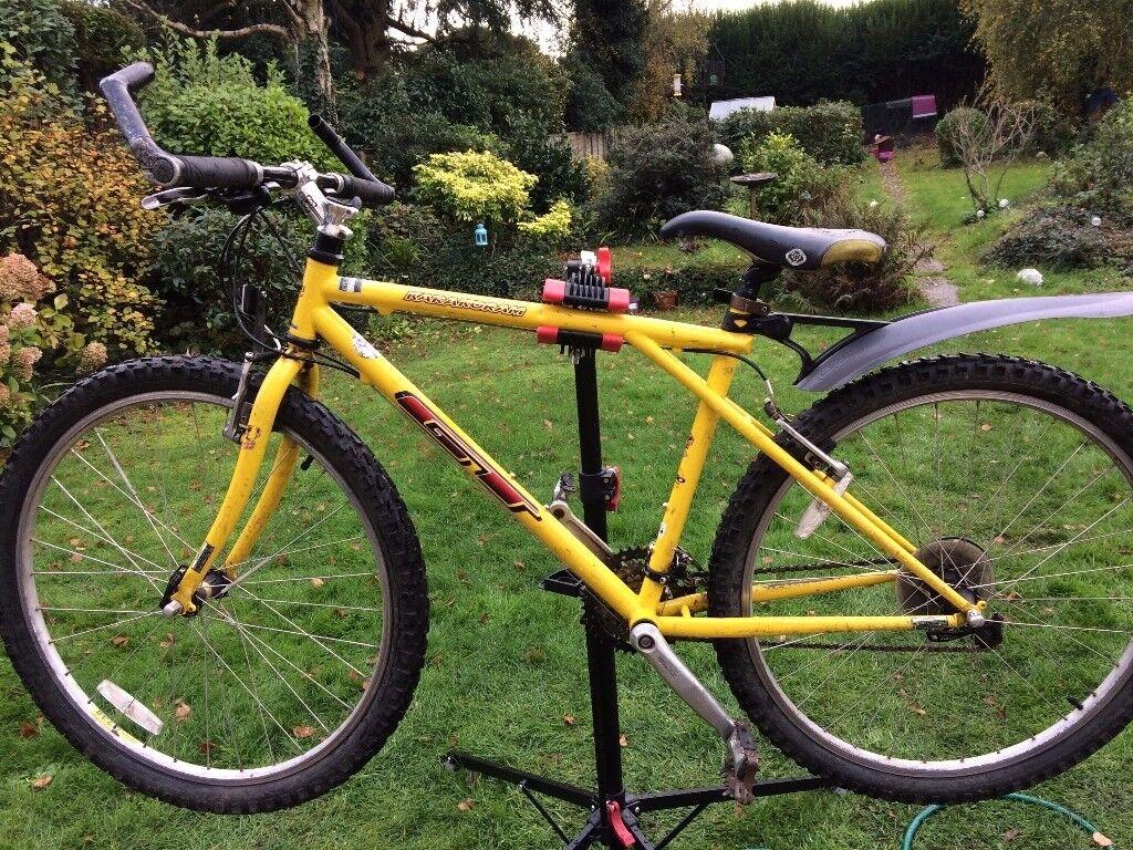 1999 GT Karakoram Mountain Bike