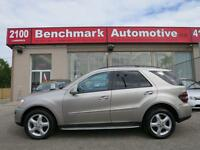 2008 Mercedes-Benz ML320 DIESEL-NAVIGATION-BOARDS-CANADIAN-FLAWL