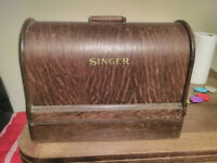 Classical Singer Sewing Machine