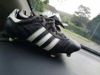 Vintage adidas Bronco football boots