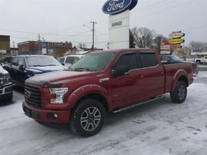 2015 Ford F-150 XLT-302a SPORT/Flares/Wheel Spacers