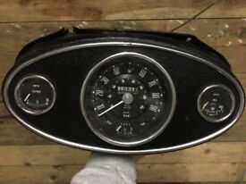 3x classic mini car accessories