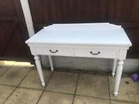 Dressing Table Console Table