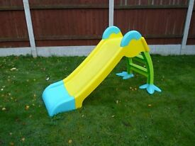 Perfect Colourful Childs Slide......