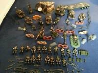HUGE Army toys/figures bundle