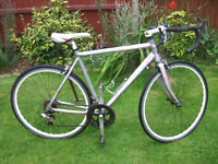 RALEIGH PURSUIT ROAD BIKE ONE OF MANY QUALITY BICYCLES FOR SALE