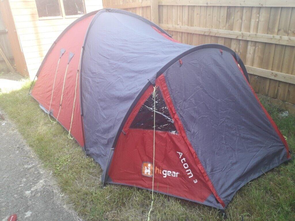 ajaton muotoilu tukkukaupassa tiedot 3 Man Tent | in Swindon, Wiltshire | Gumtree