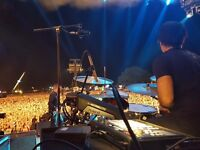 Drum Lessons and Drum Tuition from Faithless Drummer Andy Treacey