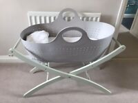 Moba (now Tommee Tippee) Moses Basket