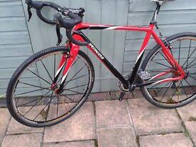 Specialized Crux Elite Cyclocross bike