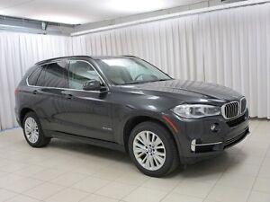 2015 BMW X5 35i x-DRIVE SUV w/ NAVIGATION, PANO ROOF, HEAD UP