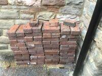 80 Block pavers brindle colour - £20