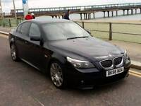 BMW 535D M SPORT FULL BMW SERVICE HISTORY DMS REMAP 360 BHP 535LB FEET PX WELCOME