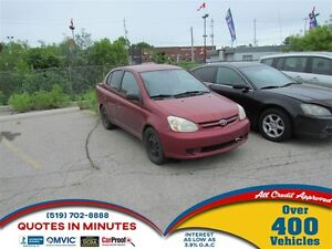 2003 Toyota Echo FRESH TRADE-IN | AS-IS SPECIAL