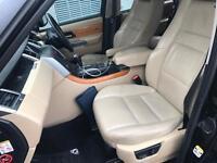 2007 Range Rover sport interior