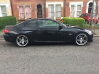 BMW 335d M Sport 2993cc 2010 Turbo Diesel Automatic 6 Speed 2 Door Coupe.