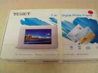 TEXET 7 Inch Digital Photo Frame