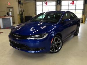 2016 Chrysler 200 S.TOIT PANORAMIQUE.CUIR.NAVIGATION.MAGS.11 754