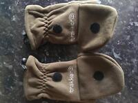 Trakker Polar Foldback Gloves (like new)